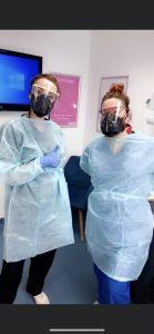 Dentist PPE